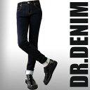 DR.DENIM(ドクター デニム)インディゴのスキニー ジーンズ,スキニー パンツロックファッション,メンズ スキニー パンツ ブルー 生デニム ロック パンク ファッション DR,DENIM 05P01Jun14
