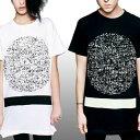 LONG CLOTHING ロングクロージング CONSTANT グラフィックTシャツ 2カラー ロック パンク ファッション ロックtシャツ バンドtシャツ ..