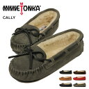 【送料無料】MINNETONKA CALLY SUEDE S...