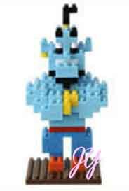 【東京ディズニーリゾート限定】 ジーニー ナノブロック♪nano block お土産袋付き…...:jesus-yummy:10002903