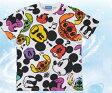 【スティッチエンカウンター】Tシャツ スティッチ ミッキー ホワイト S,M,L,LL ☆2015年7月8日新発売!東京ディズニーリゾートお土産袋付き!【DISNEY】