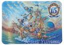 ランチョンマット 東京ディズニーシー15周年 ザ・イヤー・オブ・ウィッシュ The Year of Wishes ディズニーリゾートお土産袋付き♪