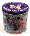 【予約販売】 チョコレートクランチ(ミルク&ストロベリー) ミッキー ミニー ドナルド デイジー お土産 お菓子 東京ディズニーリゾート【Disney】