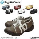 ショッピングリゲッタ RegettaCanoe リゲッタカヌー メンズ スニーカー カジュアル CJFS6901