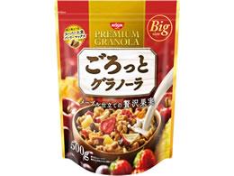 日清シスコ/ごろっとグラノーラ 贅沢果実 500g