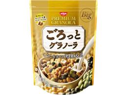 日清シスコ/ごろっとグラノーラ 充実大豆 500g