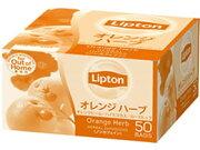 リプトン/ハーブティー オレンジハーブ 50バッグ/50178
