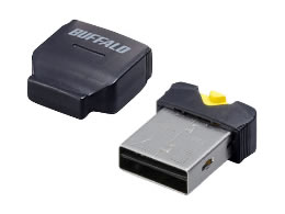 バッファロー/microSD専用USB2.0/1.1フラッシュアダプター