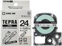 キングジム/PROテープカートリッジ ケーブル表示ラベル24mm/SV24K