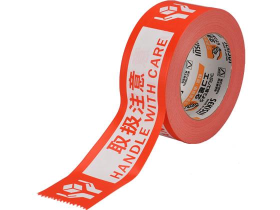 セキスイ/クラフト荷札テープ 「取扱注意」 1巻/KNT03T