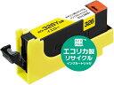エコリカ/キャノン用リサイクルインクカートリッジBCI-326Y