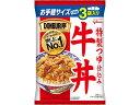 グリコ/DONBURI亭 牛丼 3食パック...