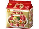 東洋水産/マルちゃん正麺 醤油味 5食パック