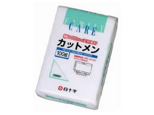 白十字/FCカットメン 100g 7.5×14.5cm