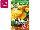 味の素/クノールカップスープつぶたっぷりコーンクリーム 8袋入×6箱