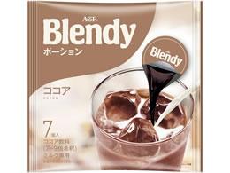 味の素AGF/ブレンディ ポーション ココア 7個