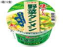 ヤマダイ/ニュータッチ 懐かしの野菜タンメン 12食