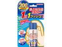 金鳥/蚊がいなくなるスプレー 200日 無香料