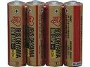 アイリスオーヤマ/大容量アルカリ乾電池単3形4本パック/LR6IRB-4S