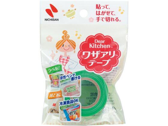 ニチバン/Dear Kitchen ワザアリテープ詰め替え 緑/DK-WA253