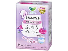 KAO/ロリエ きれいスタイルふわりプレミアム摘みたてカシスの香り54コ