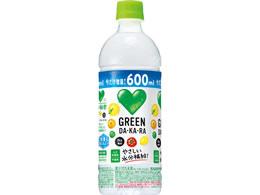 サントリー/GREEN DA・KA・RA (冷凍兼用)600ml/FDG6H
