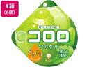 UHA味覚糖/コロロ マスカット 6個入/62722
