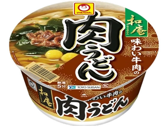 東洋水産/和庵(なごみあん) 肉うどん 81g