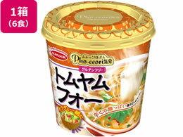 エースコック/Pho・ccori気分 トムヤムフォー 25g×6食