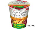 明星食品/ローカーボヌードル マッシュルームとオニオンのコンソメスープ 12食
