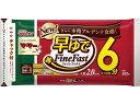 日清フーズ/早ゆで6分スパゲティ太麺2.0mmチャック付結束500g