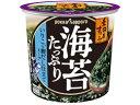 ポッカサッポロ/素材屋すうぷ 海苔スープ カップ/JA08