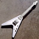 Epiphone BRENDON SMALL SNOW FALCON<エピフォン ブレンドン・スモール フライングV>【RECOMMEND:三条本店STAGE】【0711106339399】..