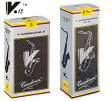 【メール便で送料無料】Vandoren REED V12 SOPRANO SAXOPHONE (box of 10 reeds) SR6025/SR603/SR6035/SR604/SR6045<バンドレン ソプラノ サクソフォンリード>