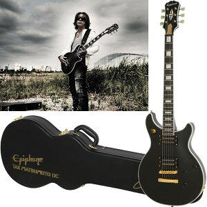 Epiphone(���ԥե���)LimitedEditionTakMatsumotoDCCustomEbony