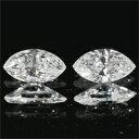ダイヤモンド・ルース≪ペアストーン≫0.408CT