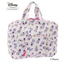 (Disney) ディズニーライン 『ミニー』 スーヴェニアボストンバッグS ピンク / 33290