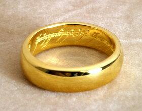 반지의 제왕 The One Ring (더 원 링) 실버 925 골드 코팅 로드 오브 더 링 정식 콜라 보 레이 션 악세사리 선물 선물 포장 10P21May14