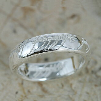 The One Ring ( the one ) ◆ Platinum 900 ◆ road-of-the-ring limited edition accessories Gifts Christmas gift-wrapping