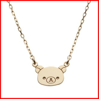 Rilakkuma simple face pendant TRD! bear toy birthday gifts gift Rilakkuma necklace pendant toy Christmas wrapping