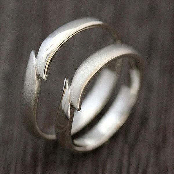 PT100(Pt10%) Simpleシンプル  ペアリング【結婚指輪】 【送料/刻印無料】シンプルな艶消しタイプのオリジナルプラチナ ペアリング
