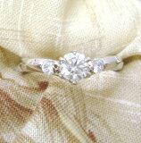 ◆即納◆ 【THE LAZARE DIAMOND】ラザールダイヤモンド プラチナダイアモンド リングエンゲージリング(婚約指輪)【楽ギフ包装】【楽ギフのし】【楽ギフのし宛書】【smtb-KD】