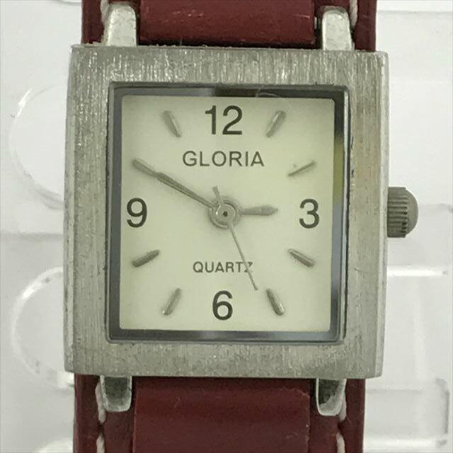 ファッションクォーツ バングルウォッチ レディース ホワイト クウォーツ レディース 【中古】 腕時計 all shop hd