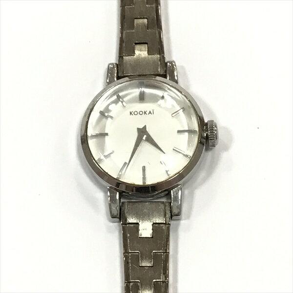 【19日20時〜3日限定!ポイント10倍!】KOOKAI クーカイ 腕時計 5421-H26914 二針 ステンレススチール(SS) クォーツ レディース 【中古】 腕時計 all shop oc