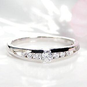 ☆Pt950【0.18ct】ダイヤモンド ピンキ...の商品画像
