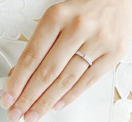pt900 ダイヤモンド エタニティ リング ...の紹介画像3