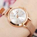 楽天ドレスショップJewel腕時計 レディース おしゃれ 安い かわいい プレゼント Jewel ジュエル メタルメッシュベルト