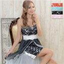 キャバドレス ドレス キャバ ロング テールカット キャバクラドレス ナイトドレス シフォン レース Jewel ジュエル テールカットドレス
