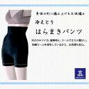 冷えとり はらまきパンツ『シルク&ウール』下半身を冷えから守るはらまき一体型パンツ冷え取り にオススメ 肌面は絹+外側がウール DM便送料無料(※代引き対象外)