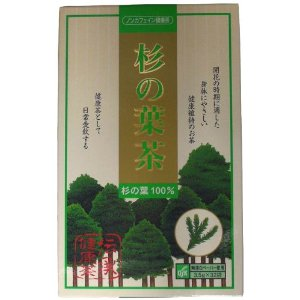 OSK Cedar leaf tea wrapped 3.5 g x 32